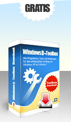 "GRATIS ""Windows 8-Toolbox""-Download"